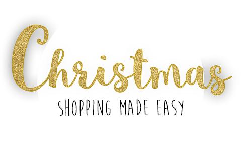 Christmas shopping made easy
