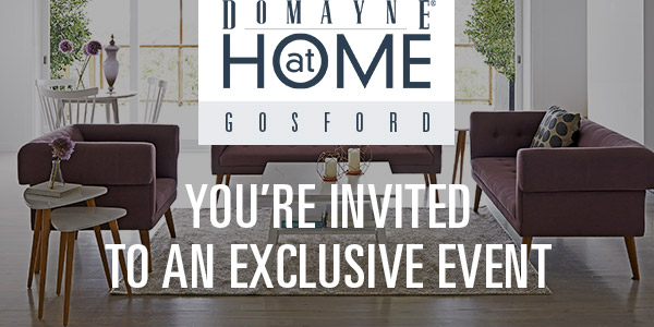 You're invited to an exclusive event