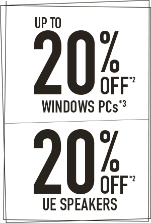 [up to 20% OFF]