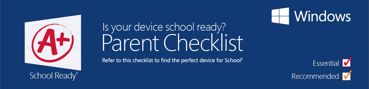 Choosing A BYOD device for school