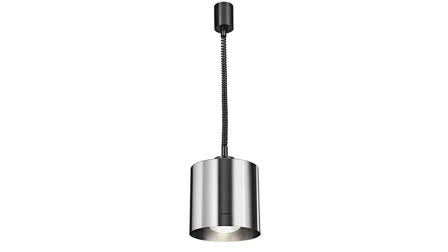 Retractable Heat Lamp