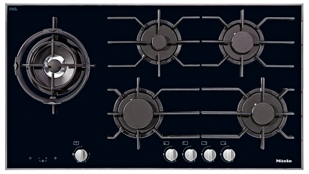 Gas-on-Glass Cooktop