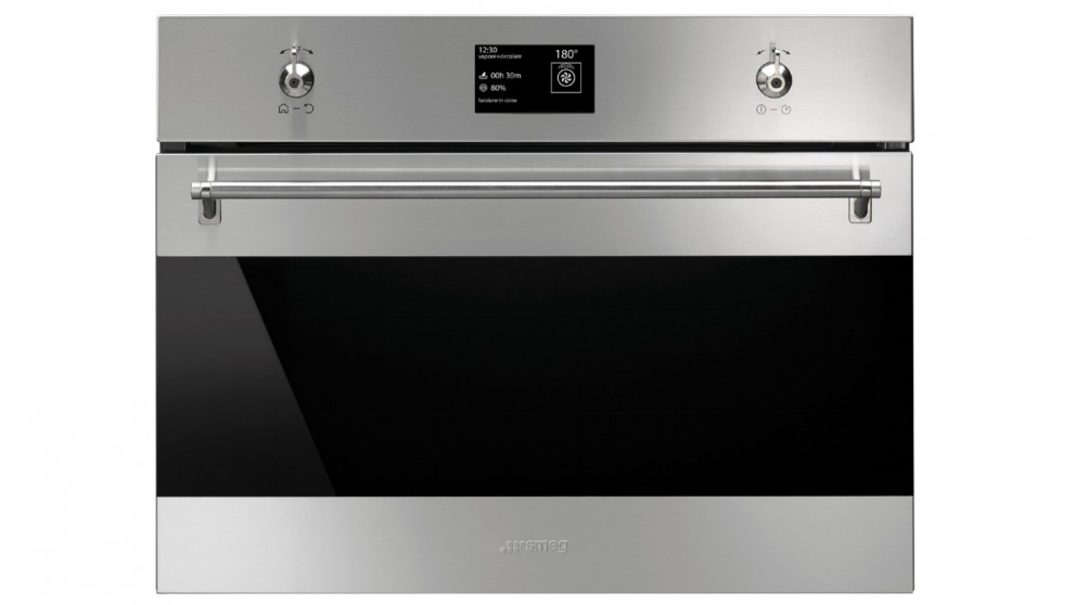 Compact Combi Steam & Electric Oven