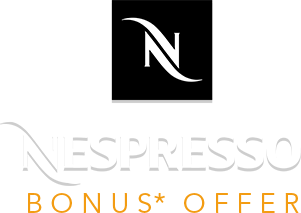 Nespresso Bonus* offer