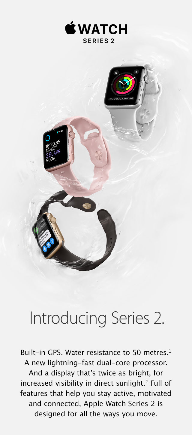 Apple Watch S 2