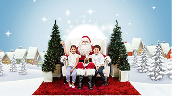 [Find out about our Free Photo with Santa]