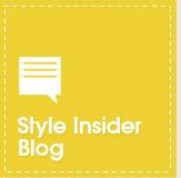 Style Insider Blog