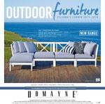 Outdoor Furniture - Celebrate Summer 2015-2016