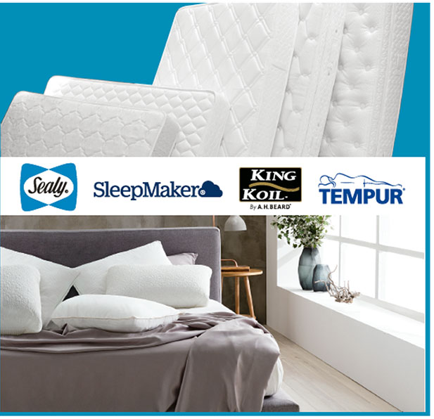 20%-60% Off Selected Mattresses...