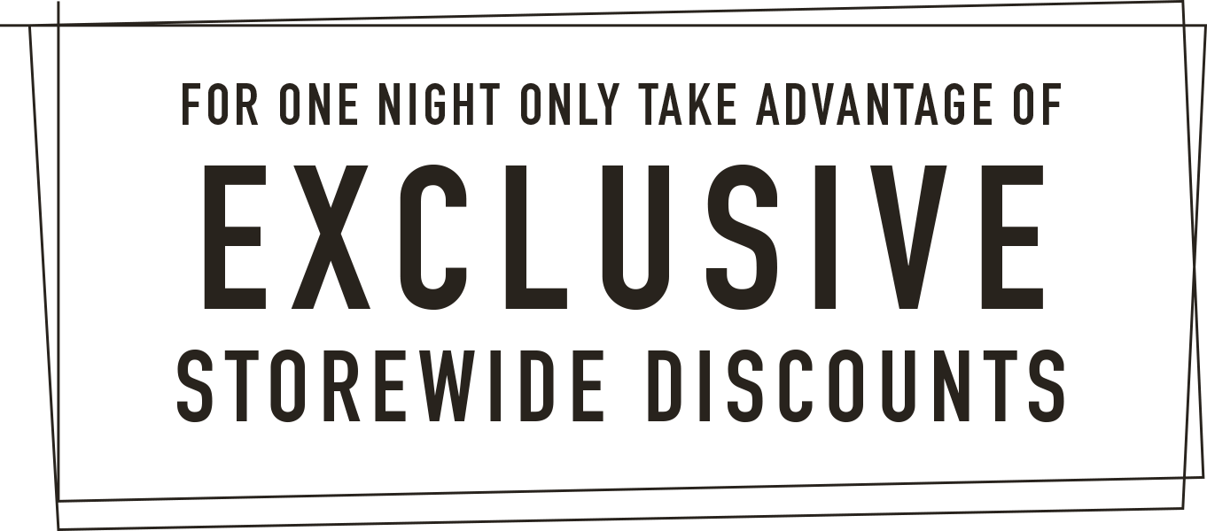 [Exclusive Storewide Discounts]