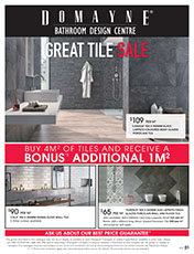 Great Tile Sale