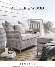 Wicker and Wood