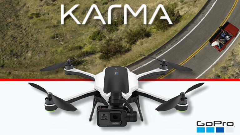 GoPro Karma - Register  Your Interest