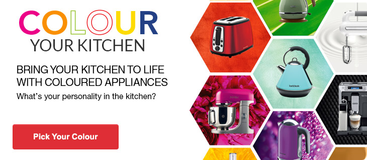Colour your kitchen
