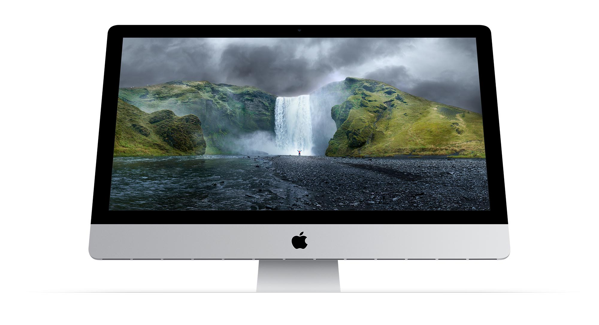 iMac with Retina 5K display