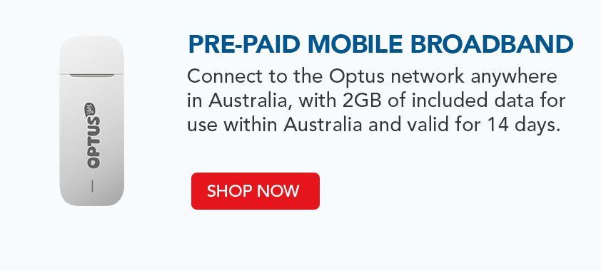 Pre-Paid Mobile Broadband