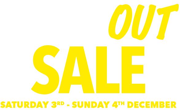 Block Out Sale